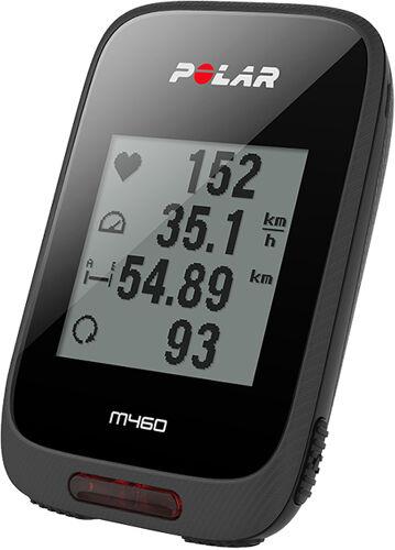 Polar M460 GPS Fietscomputer - Z...
