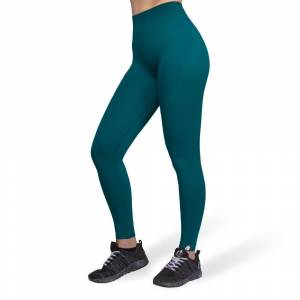 Gorilla Wear Yava Seamless Legging - Groen - XS/S