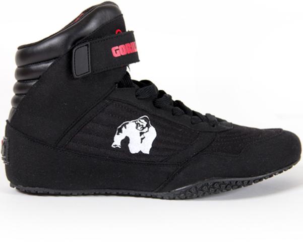 Gorilla Wear High Tops Zwart - 36