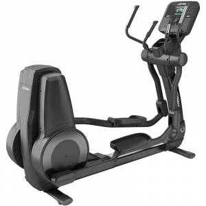 Life Fitness Platinum Discover SE3 Crosstrainer - Black Onyx - Gratis montage