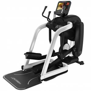 Life Fitness Platinum Club Series Discover SE3HD Flexstrider - Diamond White - Gratis montage