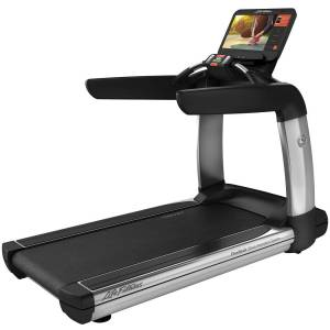 Life Fitness Platinum Club Discover SE3HD Loopband - Arctic Silver - Gratis montage