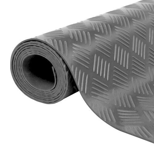 vidaXL Vloermat anti-slip 3 mm 1,5x2 m rubber ruit