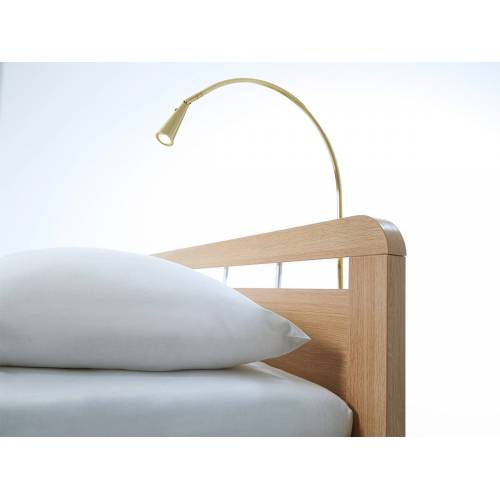 Bedlamp Solid Gold
