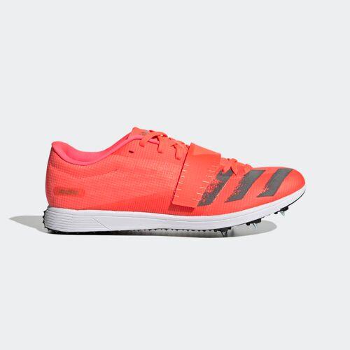 adidas Adizero Hinkstapsprong/Polsstok Schoenen  - Unisex - Signal Pink / Core Black / Copper Metallic / Coral - Grootte: 36 2/3,37 1/3,38 2/3,39 1/3,40,40 2/3,41 1/3,42,42 2/3,43 1/3,44,44 2/3,45 1/3,46,46 2/3,47 1/3,48,49 1/3,50 2/3