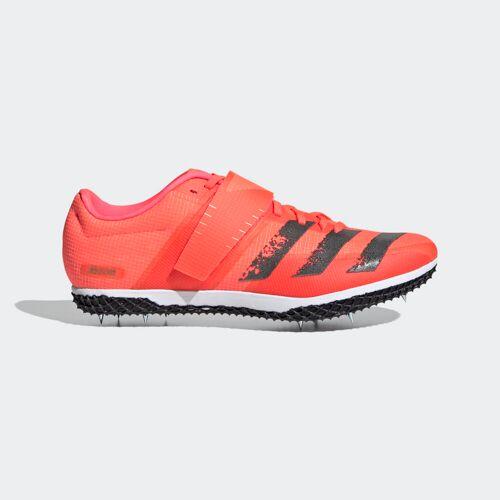 adidas Adizero Hoogspringschoenen  - Unisex - Signal Pink / Core Black / Copper Metallic / Coral - Grootte: 37 1/3,38,38 2/3,39 1/3,40 2/3,41 1/3,42,42 2/3,43 1/3,44,44 2/3,45 1/3,46,46 2/3,47 1/3,48,49 1/3