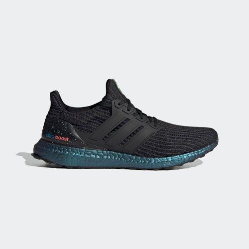 adidas Ultraboost Schoenen  - Heren - Core Black / Core Black / Green Zest - Grootte: 36,36 2/3,37 1/3,42,44 2/3,51 1/3,53 1/3