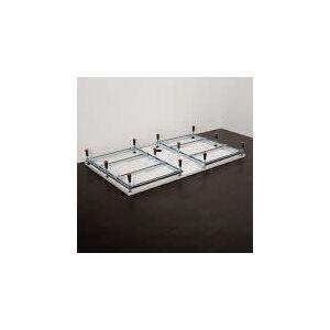 Hoesch Untergestell für Muna Rechteck - Duschwanne für Muna Rechteck - Duschwanne 80 x 70 , 80 x 75 , 90 x 70 , 90 x 75 , 100 x 70 , 100 x 75 cm