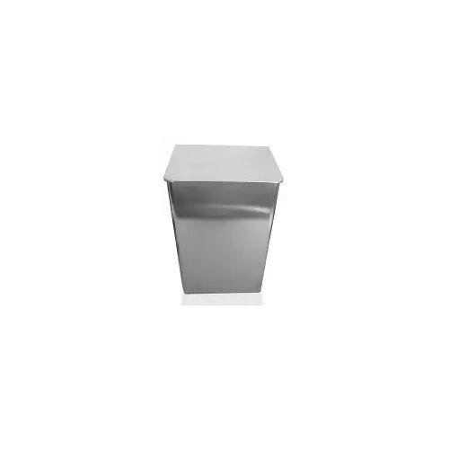 CWS MediLine Abfallbehälter klein Typ 758  B: 21,2 T: 16,4 H: 32 cm Fassungsvermögen 6 Liter 758000