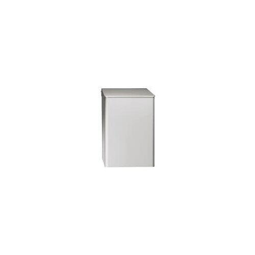 CWS MediLine Abfallbehälter klein Typ 756 MediLine B: 21,2 T: 16,4 H: 32 cm Fassungsvermögen 6 Liter 756000