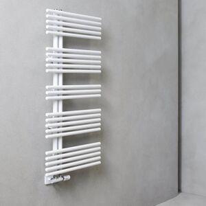 Megabad Architekt Life Badheizkörper 120,7 x 61 cm Architekt Life H: 120,7 B: 61 T: 12 cm 690 Watt (75/65 - 20°C) MB615012