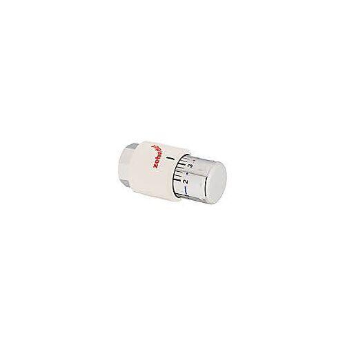 Zehnder-Thermostat SH SH Gewindeanschluss M 30 x 1,5 weiß 819080