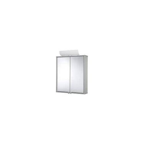 Megabad Profi Collection House 2.0 Spiegelschrank 60 cm mit Energiesparlampe House 2.0 B: 60 T: 15 H: 79 cm mit 20 W Energiesparleuchte MBJO124212010-0190