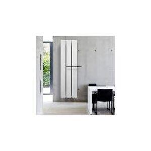 Vasco Beams Aluminium Heizkörper 49 x 220 cm Beams B: 49 T: 11,8 H: 220 cm white fine texture S600 112580490220000660600-0000
