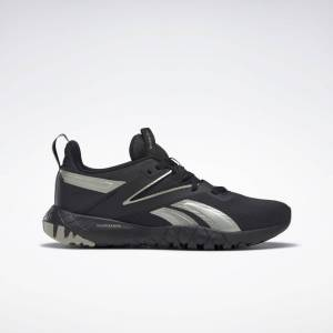 Reebok Mega Flexagon Schoenen  - Core Black / Core Black / Flint Grey Metallic - Size: 35,35.5,36,37,37.5,38,38.5,39,40,40.5,41,42.5