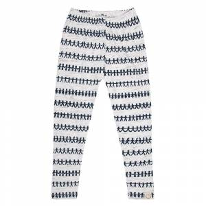 Little Indians Legging Serpentine - Marble  - Size: 8 years