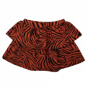 Little Indians Skirt Zebra - Picante  - Size: 8 years