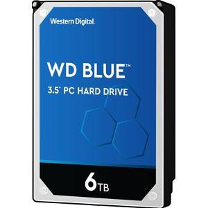 Western Digital wd blue wd60ezaz 6 tb hard disk drive 3 5