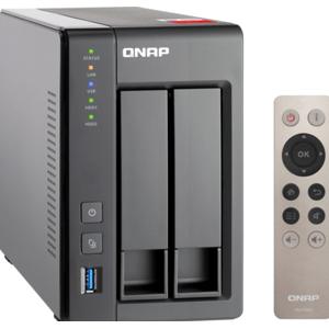 QNAP ts 251 nas server 2 bays