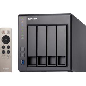 QNAP ts 451  2 gb nas server 4 bays