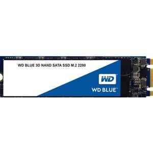 Western Digital wd blue 3d nand sata ssd solid state drive 500 gb