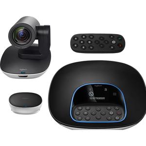 Logitech group videoconferentiekit luidspreker camera