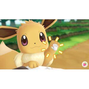 Nintendo pok mon let s go eevee nintendo switch nintendo