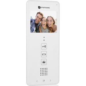 Smartwares video intercom systeem voor 1 appartement Uitbreidingset