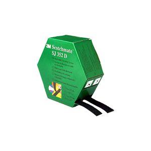 3M klittenband hook & loop SJ352D 25mmx5m
