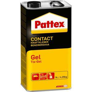 Pattex PRO contactlijm tix-gel blik 4,25kg