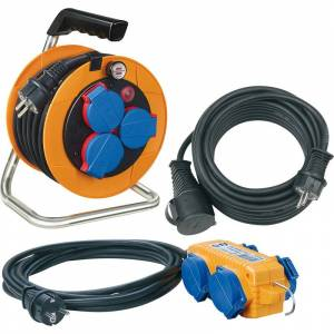 Brennenstuhl Power Pack IP44 H07RN-F 3G1,5