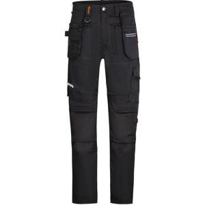 Scruffs Trade Flex werkbroek met kniezakken 44L zwart
