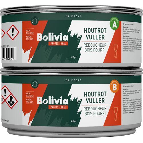 Bolivia houtrotvuller epoxy set 1kg
