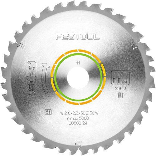 Festool cirkelzaagblad universeel 216x30x2,3mm 36T
