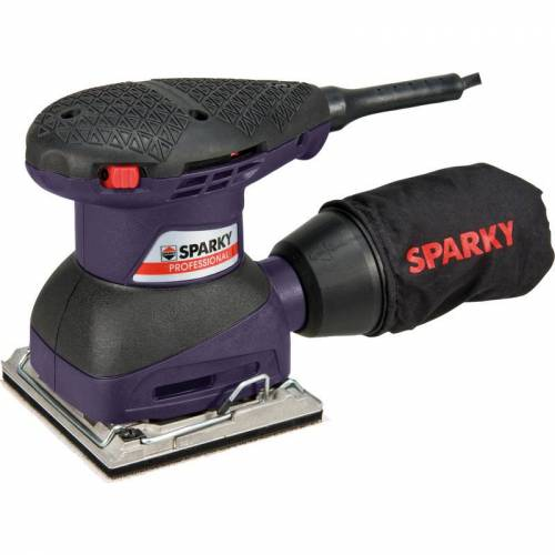 Sparky MP 250 vlakschuurmachine
