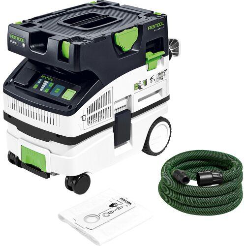 Festool CLEANTEC CTL MINI 230V mobiele nat-/droogzuiger 10L