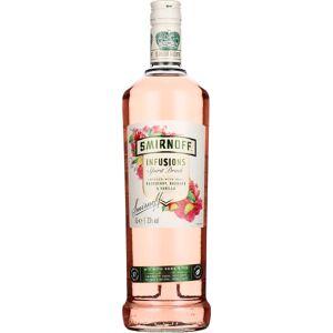 Smirnoff Infusions Raspberry, Rhubarb & Vanilla 1LTR