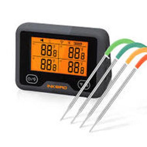 Inkbird IBBQ-4BW WiFi thermomete...
