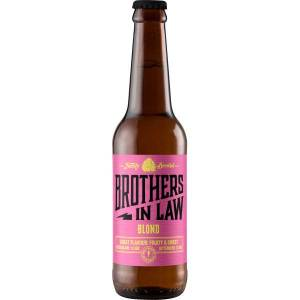 Brothers In Law Blond 24x33CL