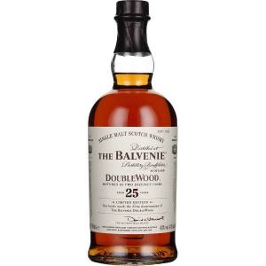 Balvenie 25 years DoubleWood Single Malt 70CL