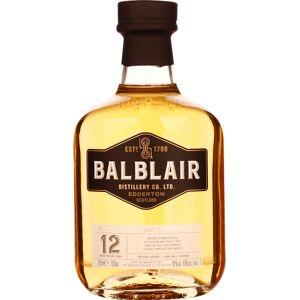 Balblair 12 years Single Malt 70CL