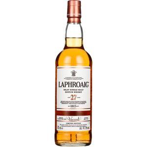 Laphroaig 27 years Single Malt 70CL
