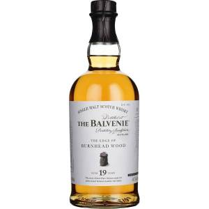 Balvenie 19 years The Edge of Burnhead Wood 70CL