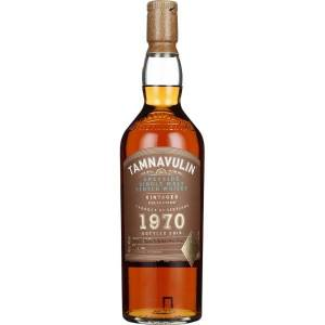 Tamnavulin 48 years 1970 Vintages Collection 70CL