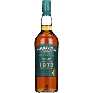 Tamnavulin 45 years 1973 Vintages Collection 70CL