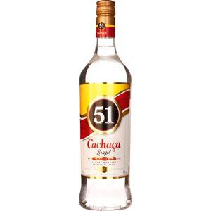 Cachaa 51 Cachaca 51 Pirassunung 1LTR