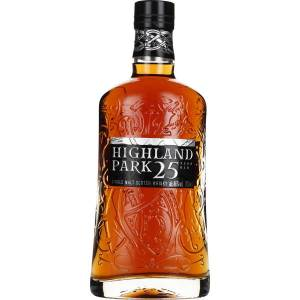 Highland Park 25 years Single Malt 70CL