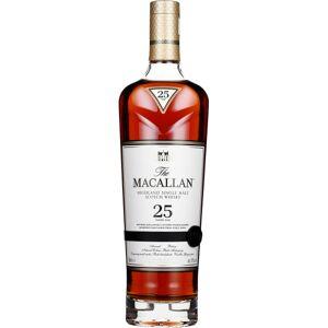 Macallan The Macallan 25 years Sherry Oak 70CL