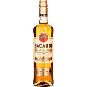 Bacardi Carta Oro 70CL