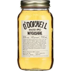 ODonnell Roasted Apple Moonshine 70CL